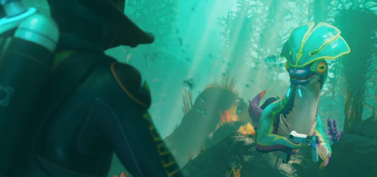 Subnautica Below Zero sorprende con su asombroso tráiler cinemático