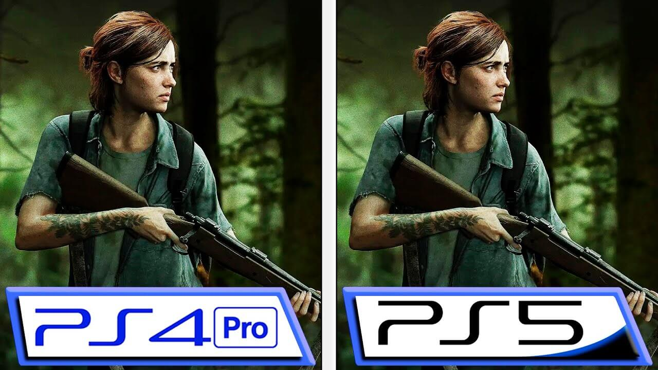 ¿The Last of Us Part II en 4K y 60 FPS en PS5? Este vídeo lo hace posible