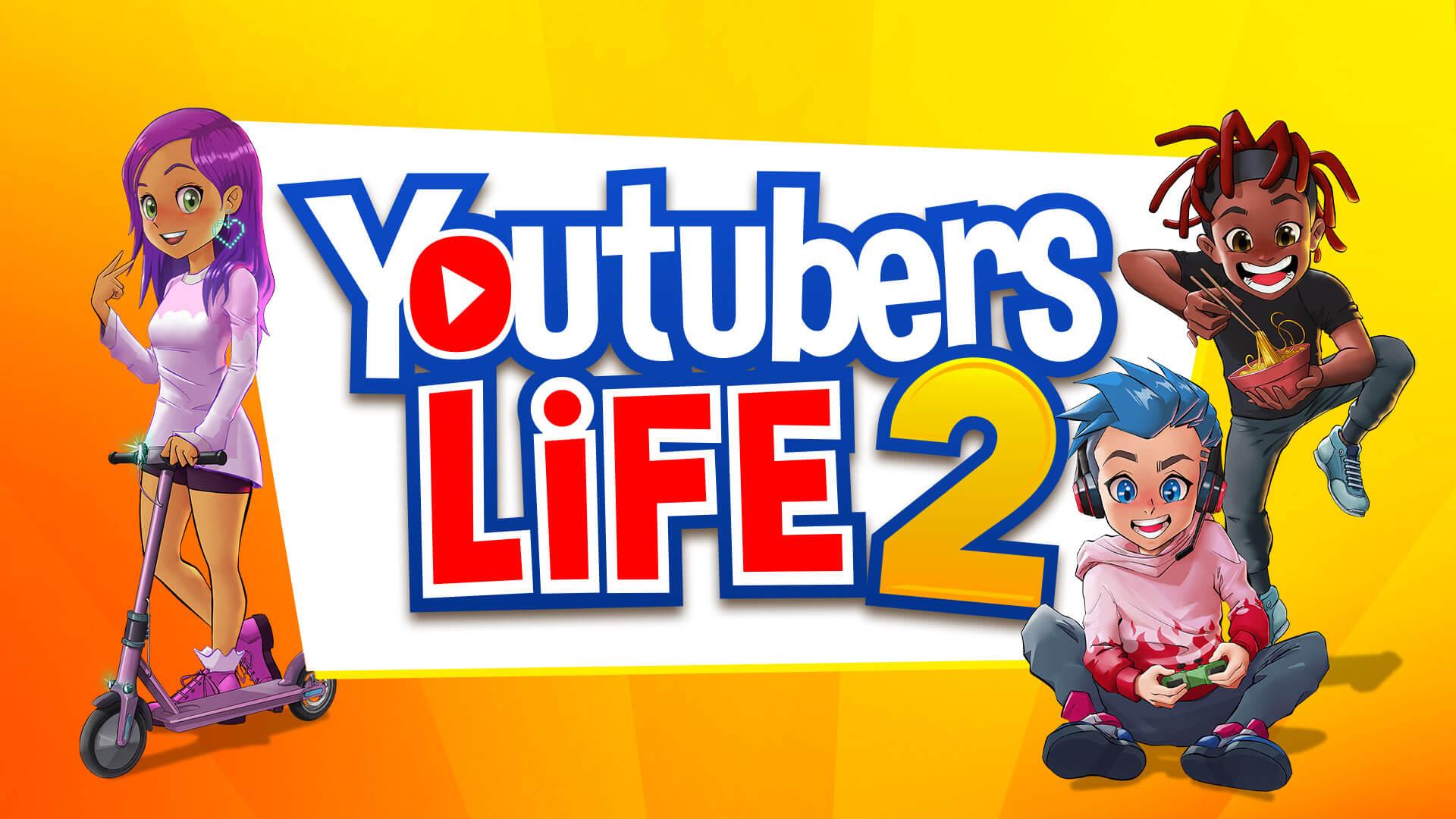 Youtubers Life 2 ha sido anunciado para PS4 y se estrenará en 2021