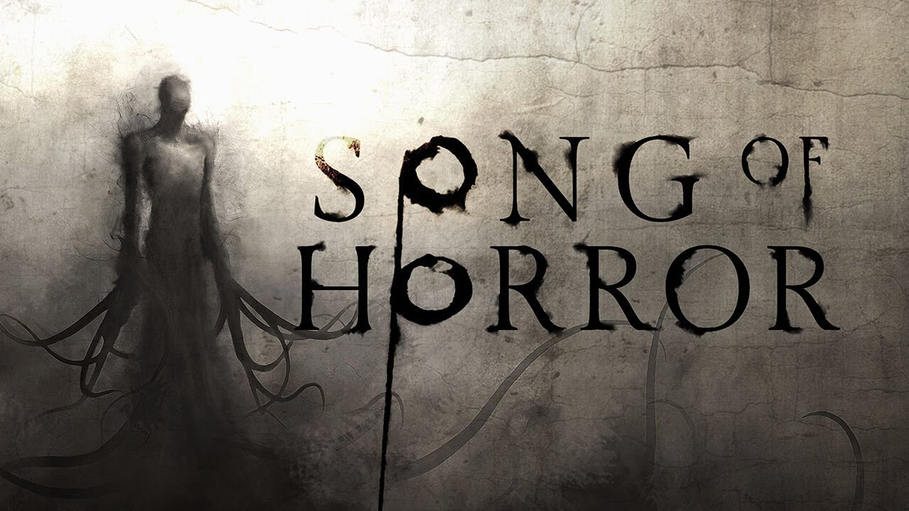Portada Song of Horror lanzamiento