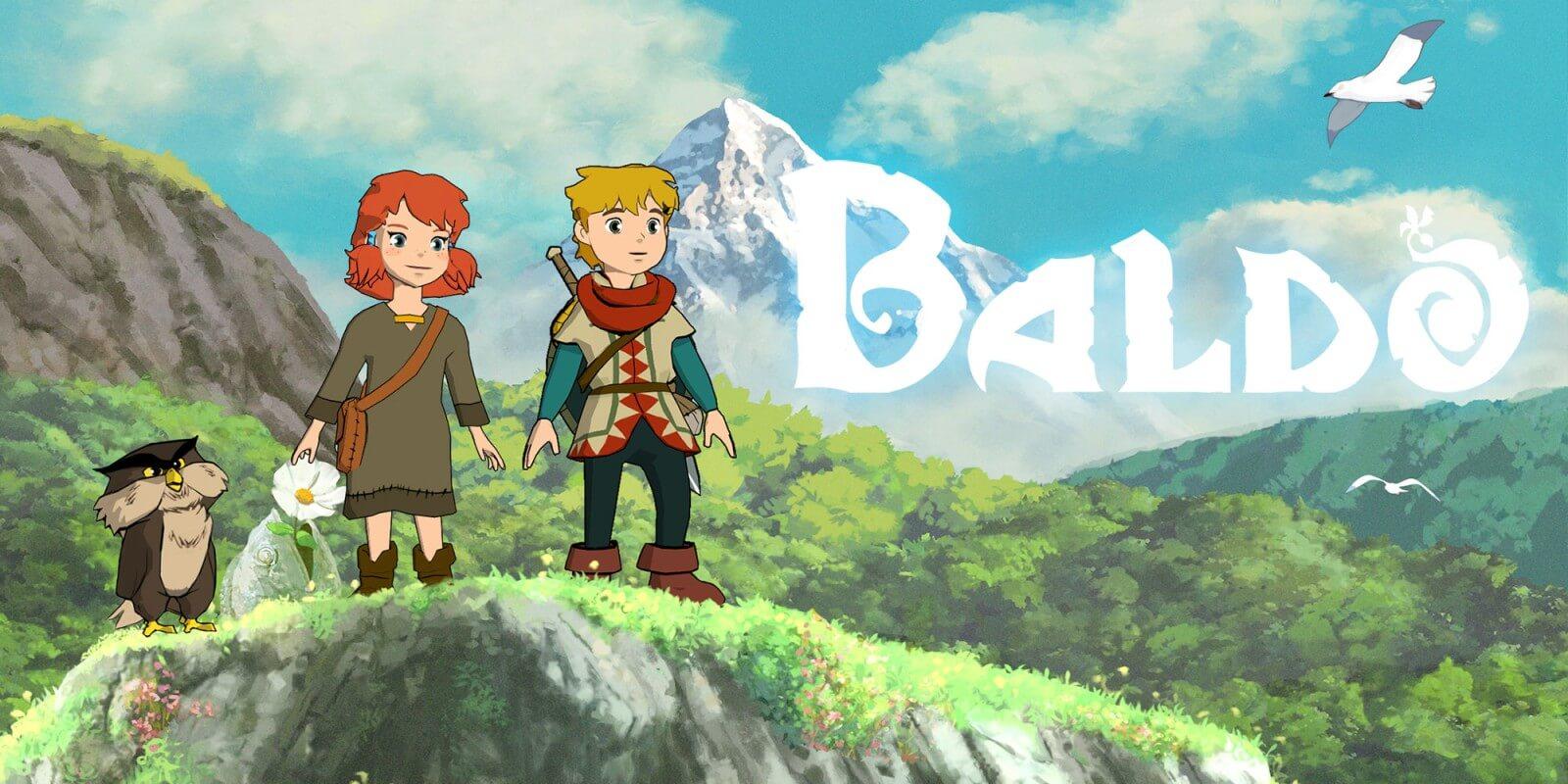 Baldo: The Guardian Owls, juego inspirado en Zelda y Studio Ghibli, se muestra en un nuevo gameplay