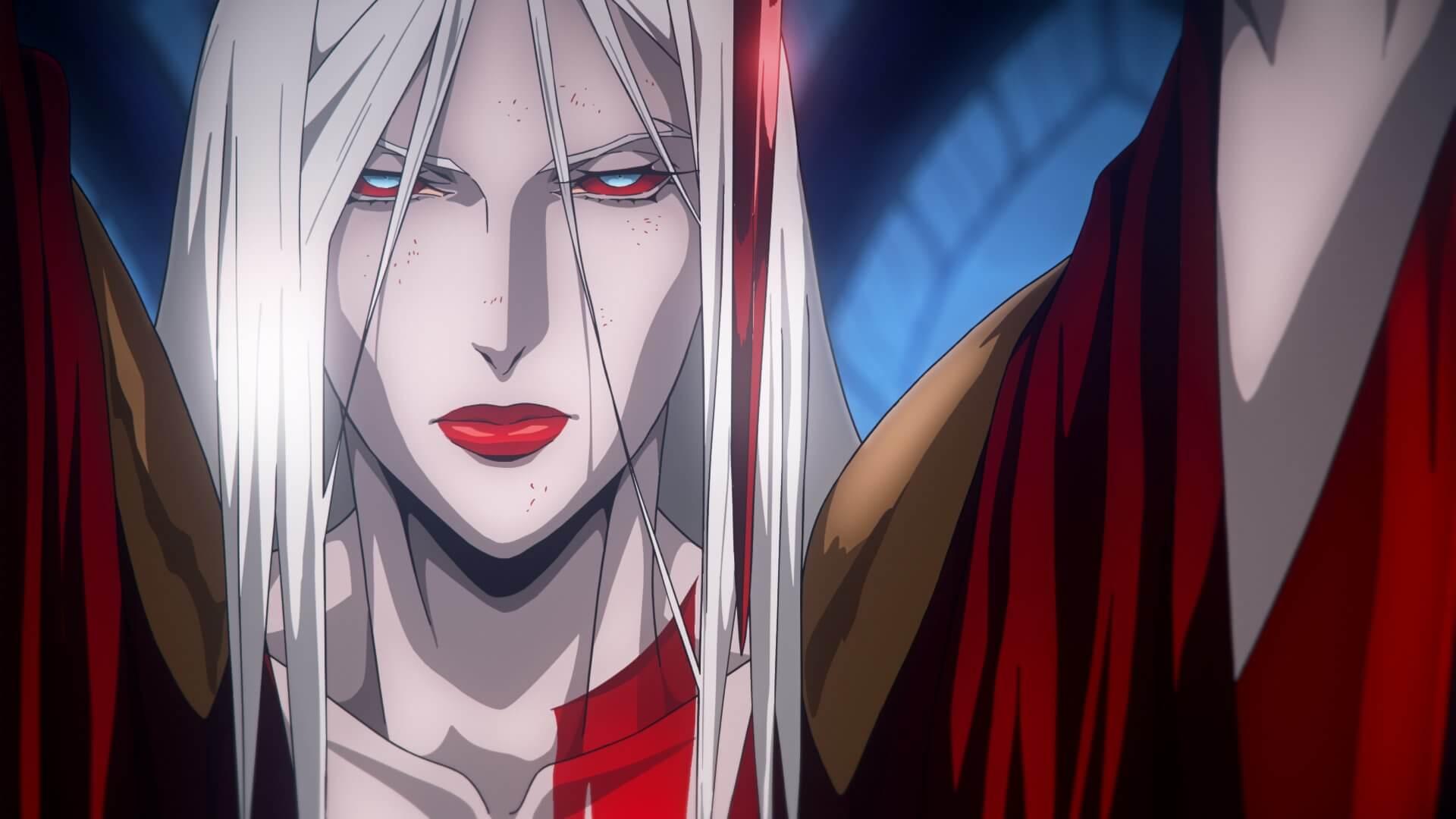 Castlevania publica nuevas imágenes de cara al estreno de su última temporada