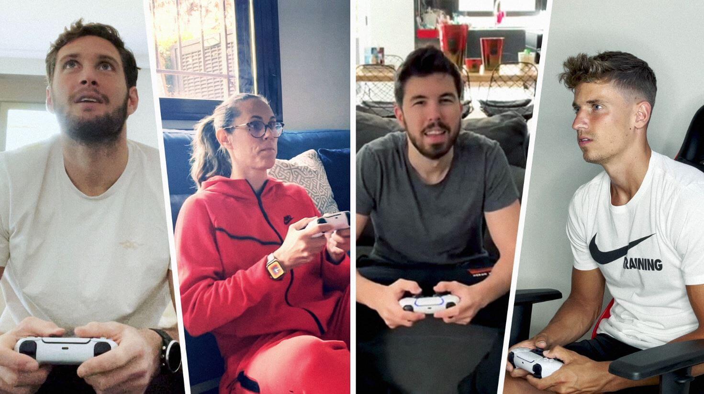 PlayStation celebra los Days of Play en un vídeo con Willyrex, Marcos Llorente y otras celebridades