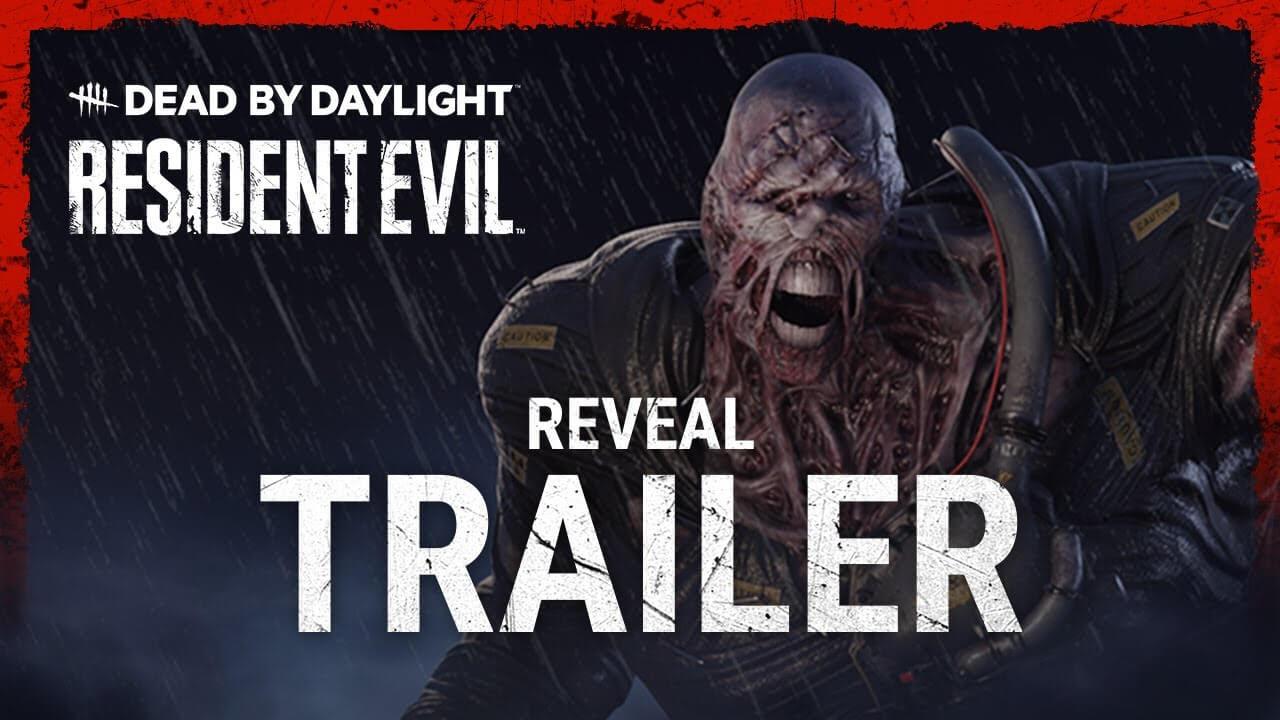 Nemesis, Leon y Jill de Resident Evil confirmados para Dead by Daylight