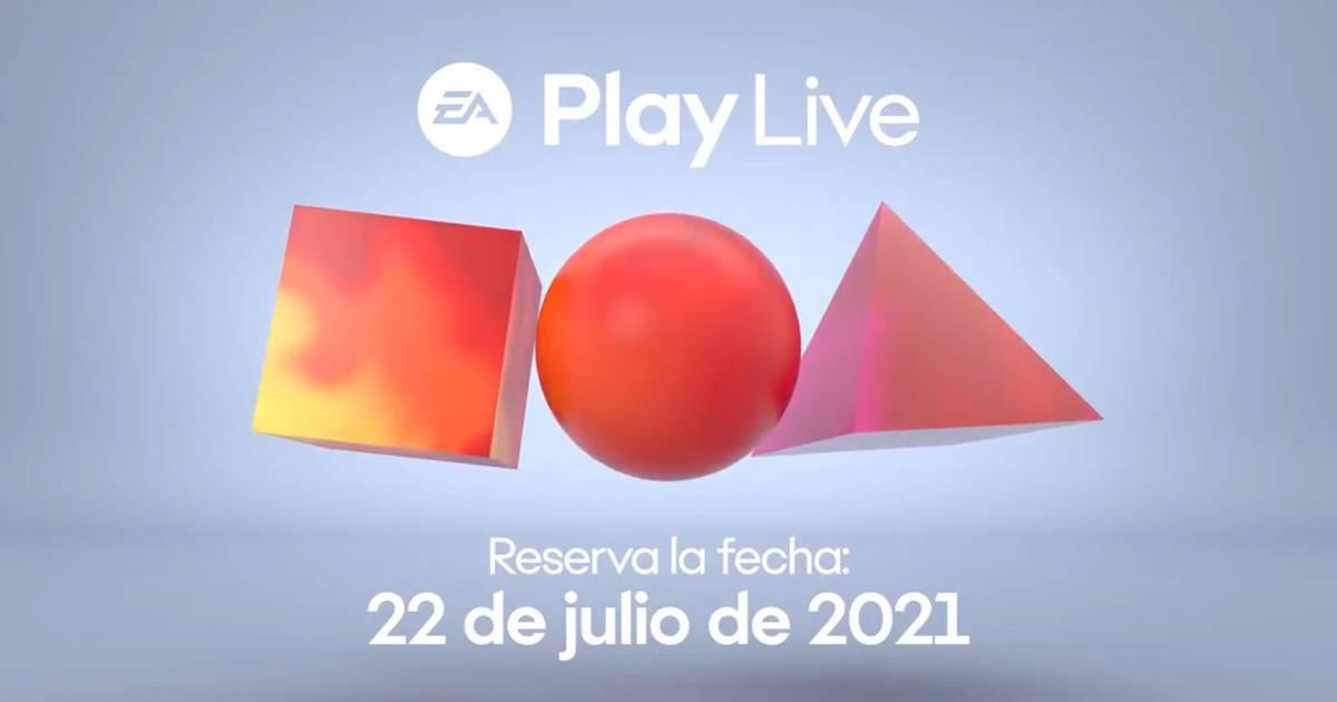 El EA Play Live de este año ya tiene fecha: ¡22 de julio!