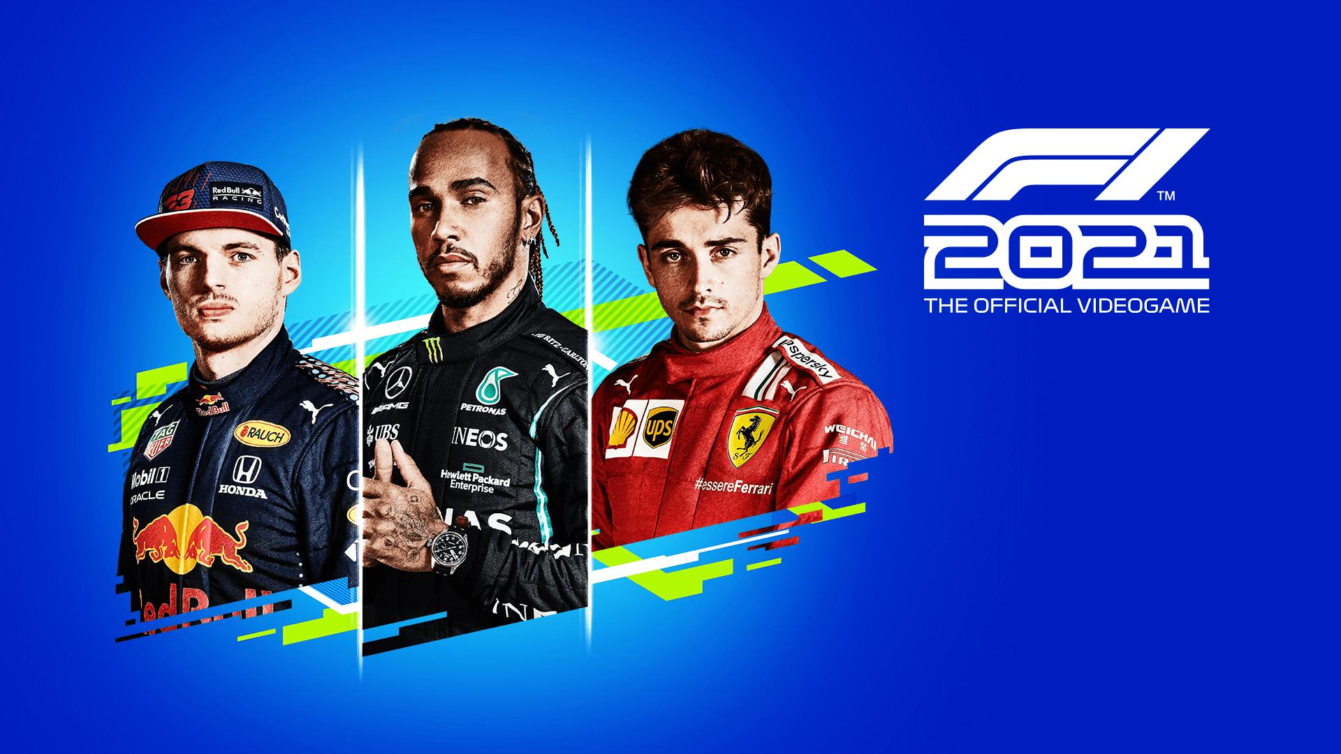 Hamilton, Verstappen y Leclerc estarán en la portada de F1 2021