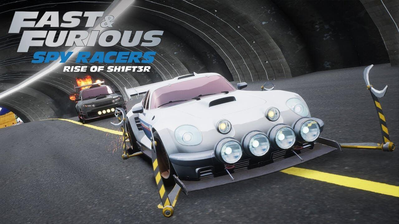 Fast & Furious: Spy Racers Rise of SH1FT3R ha sido anunciado para PS5 y PS4