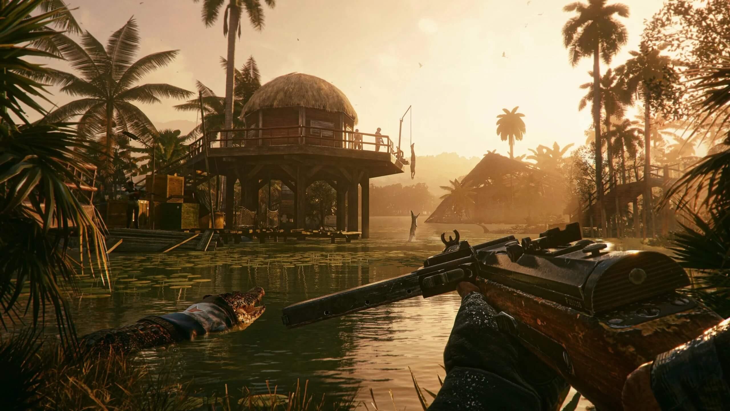 El mapa de Far Cry 6 será el más grande de toda la serie