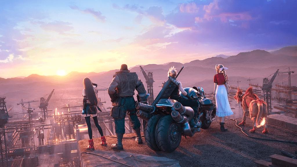 Final Fantasy VII Remake Intergrade desvela nuevas imágenes de su combate y más detalles