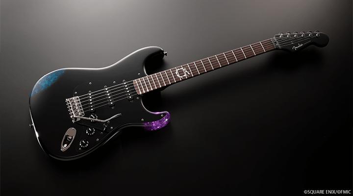 Square Enix y Fender se unen para crear la Final Fantasy XIV Stratocaster