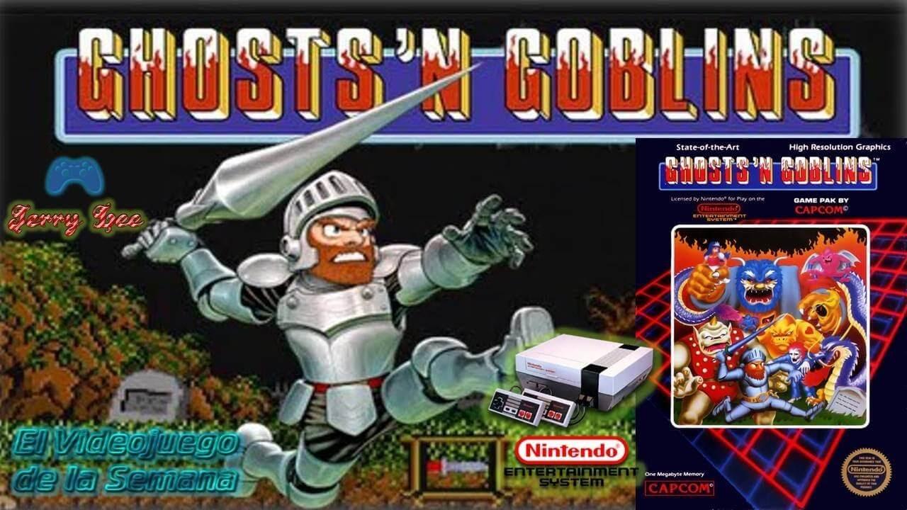 El clásico Ghosts 'n Goblins es gratis en PS Store para suscriptores de PS Plus