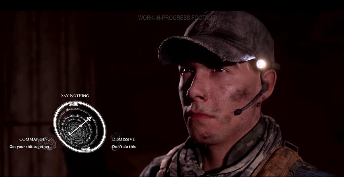 The Dark Pictures: House of Ashes aterroriza con su primer gameplay