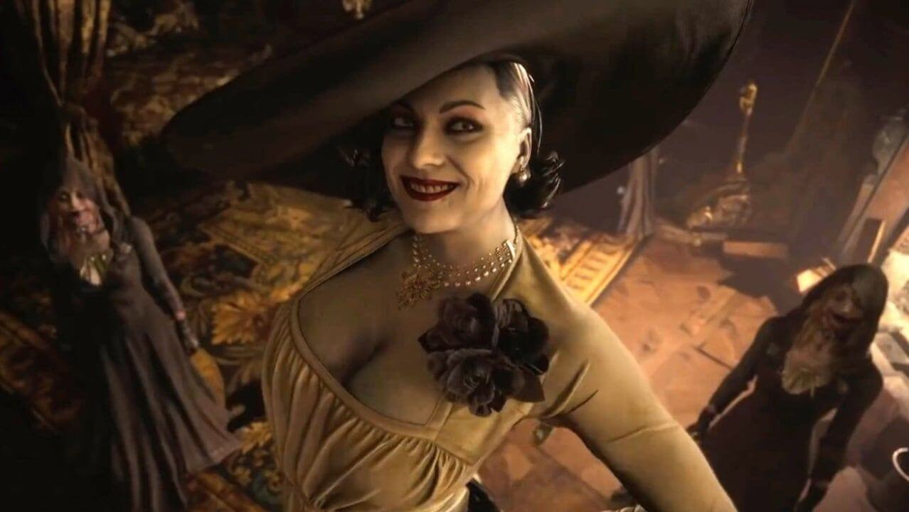 Lady Dimitrescu: Un gran acierto y a la vez un problema en Resident Evil Village