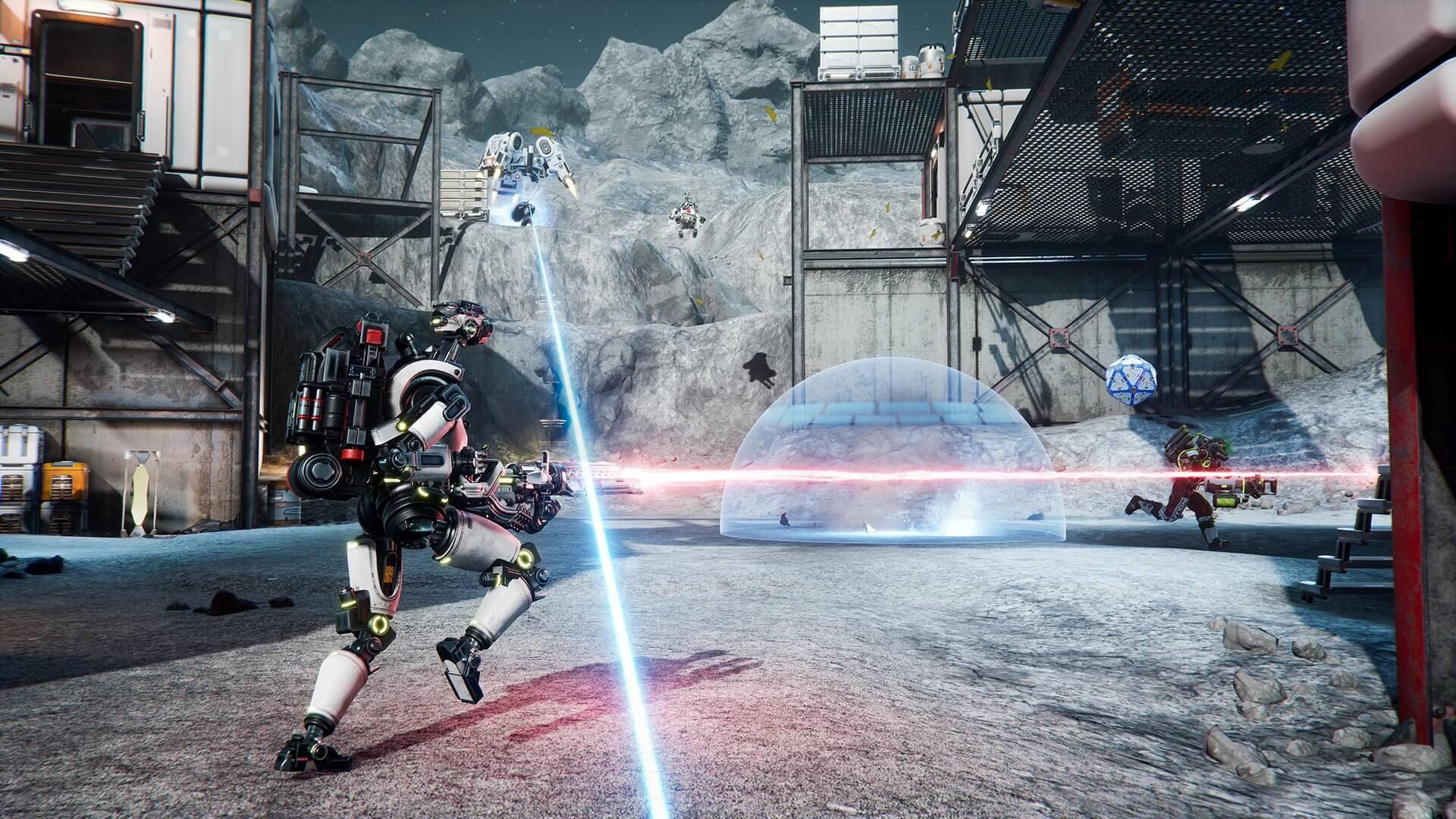 El shooter estratégico, Lemnis Gate, muestra su gameplay en su primer diario de desarrollo