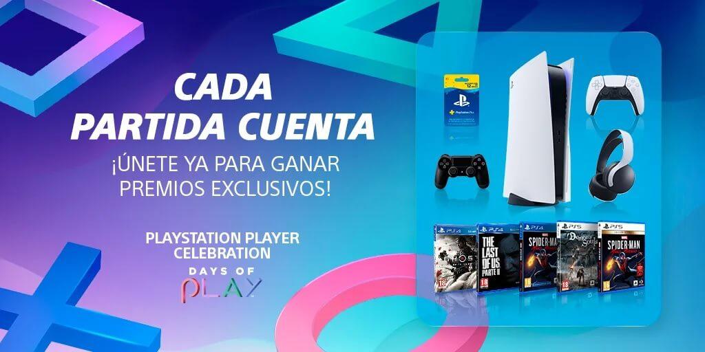 Postea tus trofeos en Twitter y gánate una PS5 con este sorteo de PlayStation España