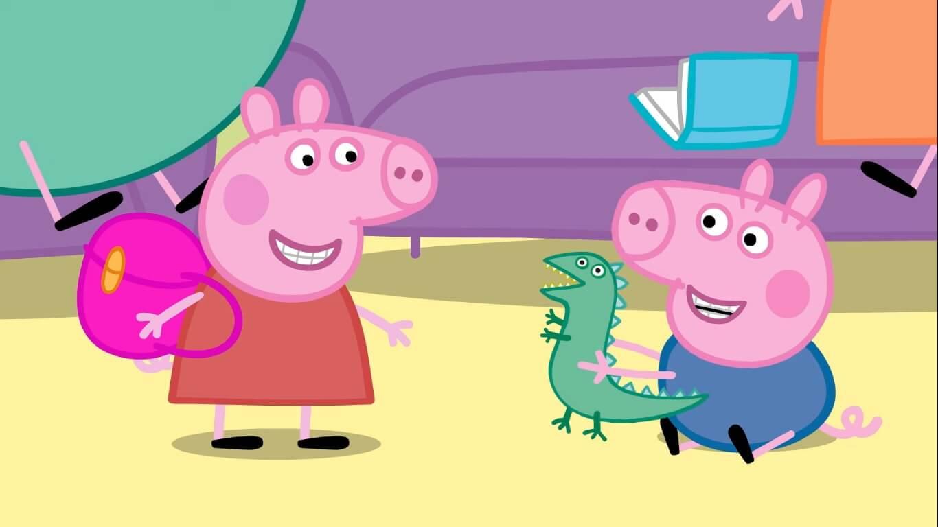 Peppa Pig tendrá su propio juego para PlayStation 4 en otoño de 2021