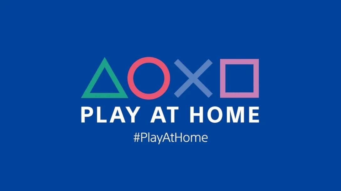 La iniciativa Play at Home regalará contenidos in-game de varios juegos