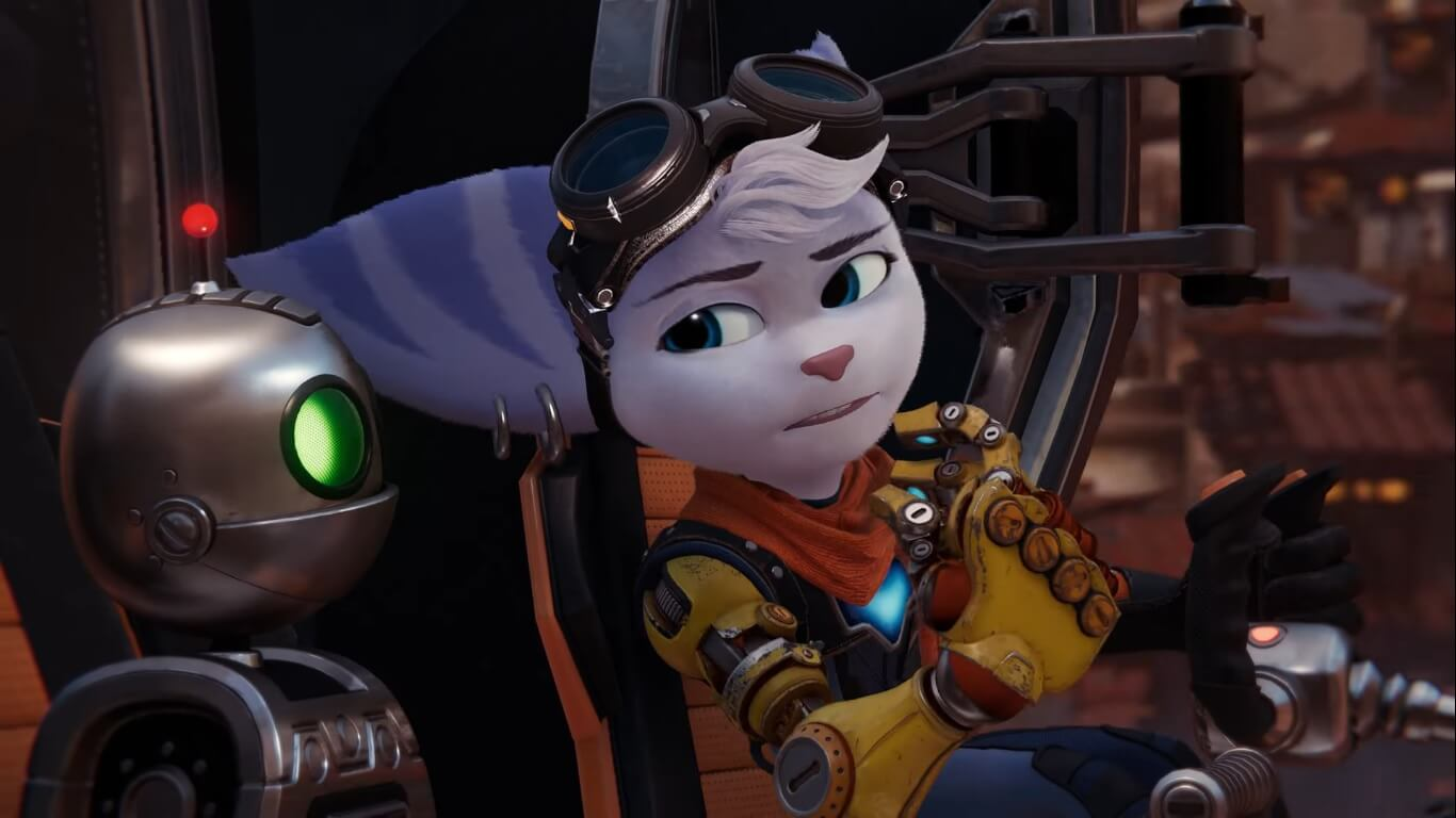 Ratchet & Clank: Rift Apart se muestra en un espectacular gameplay