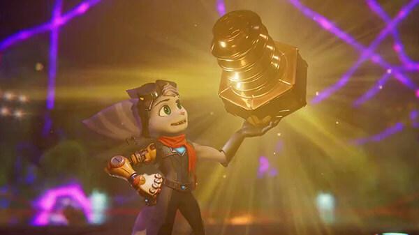 Más del 55% de jugadores de Ratchet & Clank: Rift Apart ya se sacó el platino
