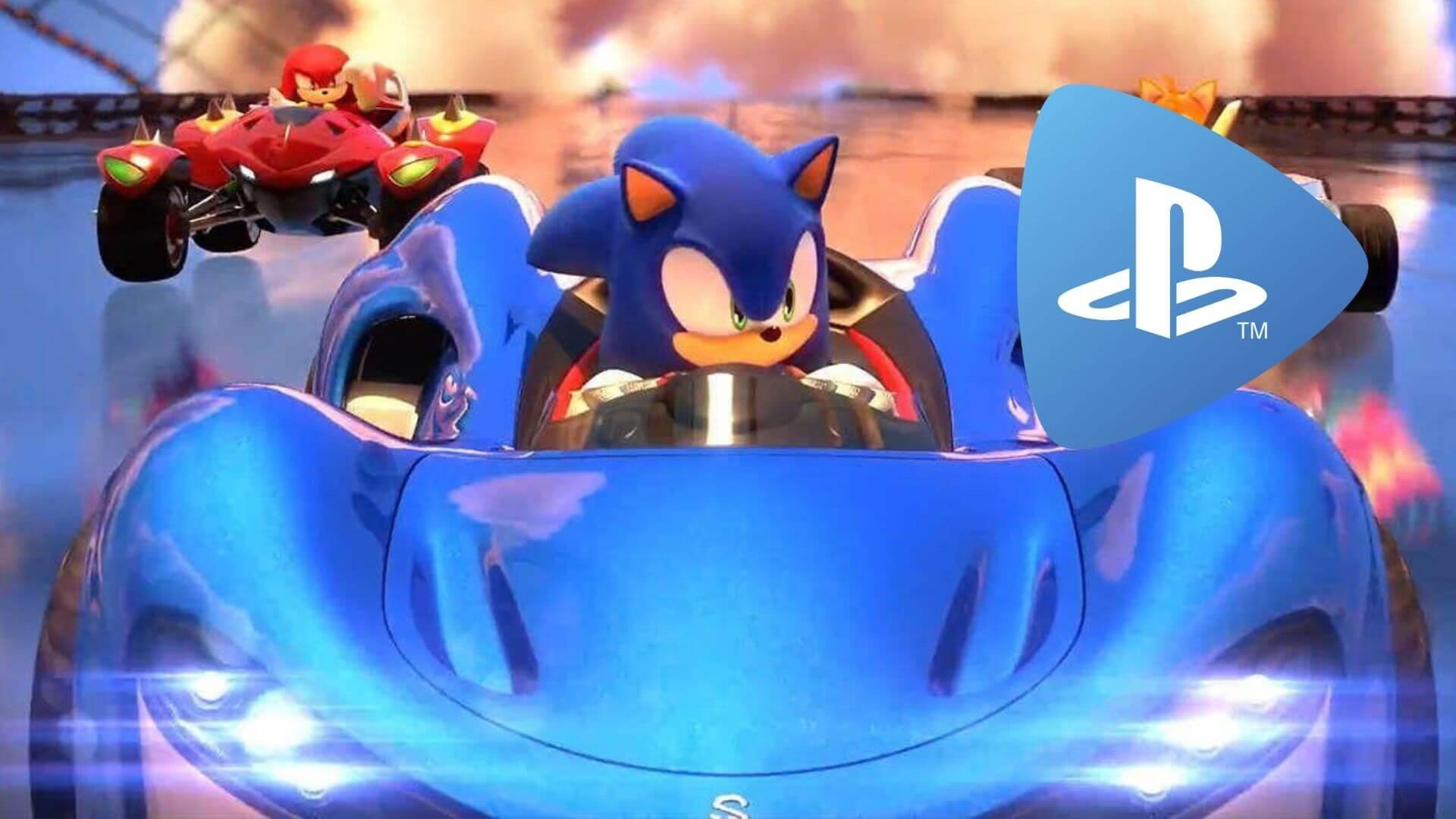Sonic Forces, Team Sonic Racing y Sonic Mania llegarán a PS Now en junio