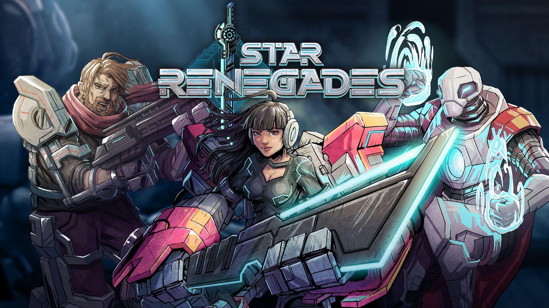 La estrategia de Star Renegades llegará en físico a PS4 en julio