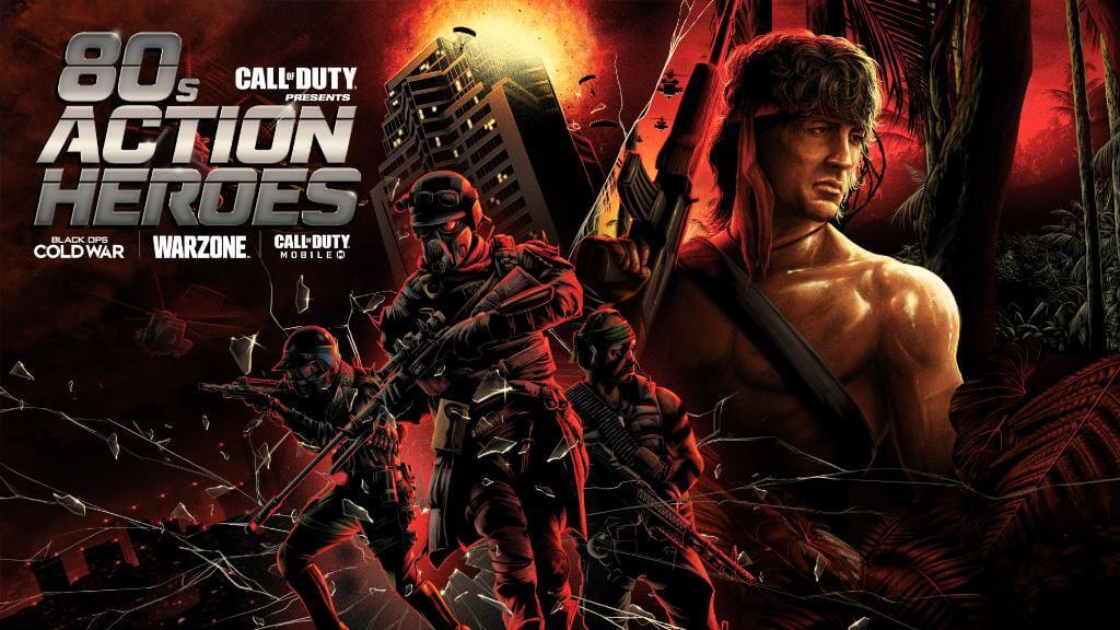 Call of Duty: Warzone anuncia evento de Rambo y Die Hard