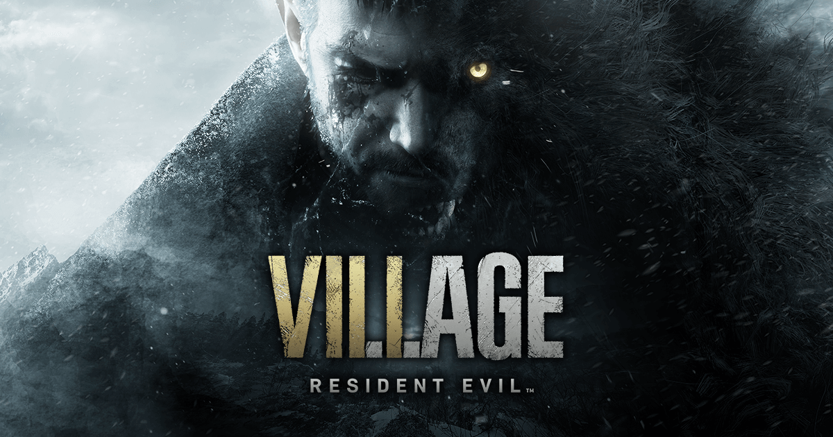 Resident Evil Village Portada