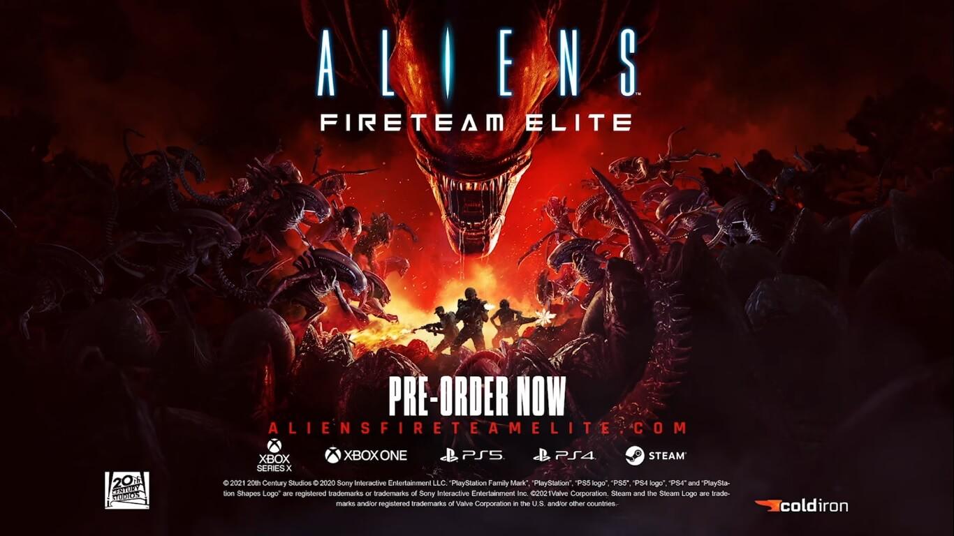 Aliens: Fireteam cambia de nombre y ya tiene fecha de lanzamiento