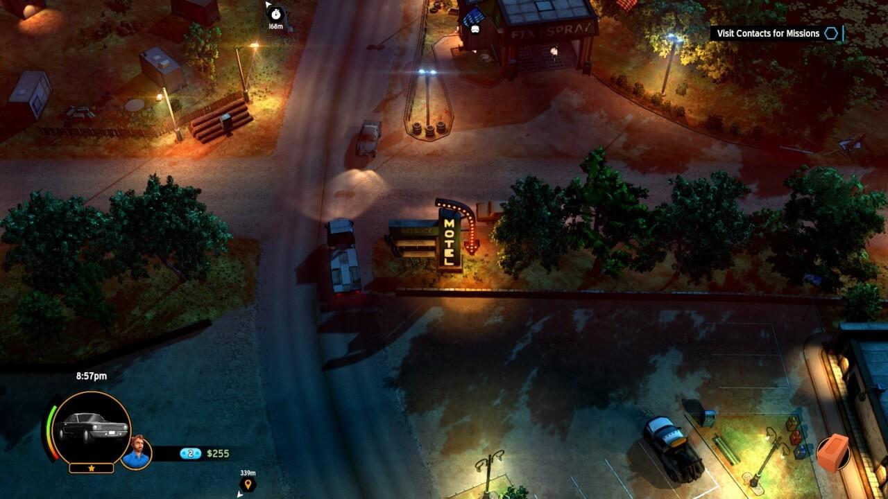 El sandbox American Fugitive llegará en físico a PS4 en agosto