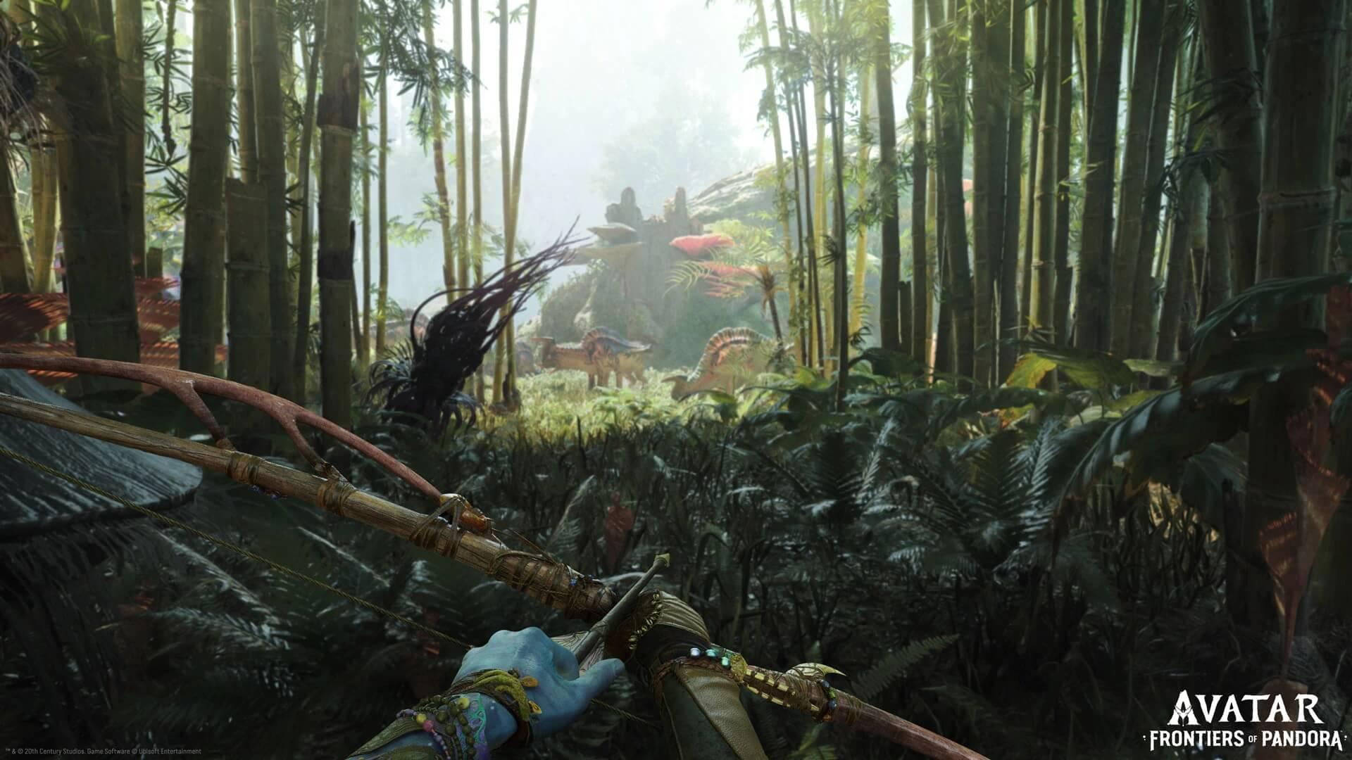 Avatar: Frontiers of Pandora | El juego nos mostrará otra área de Pandora