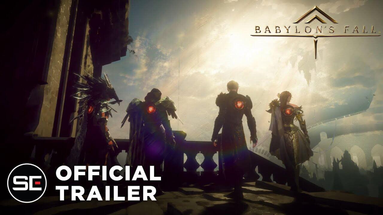 Babylon's Fall regresa y muestra un nuevo tráiler en el Square Enix Presents