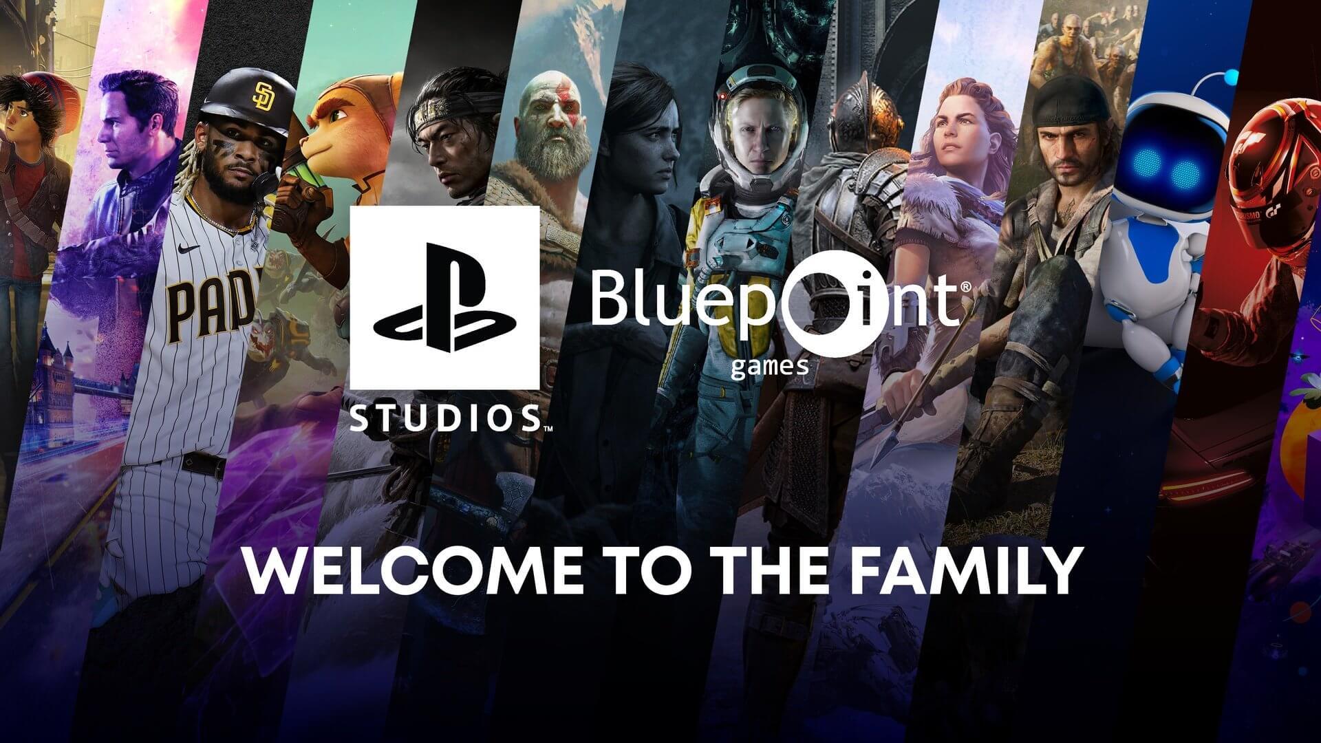 PlayStation Japón anuncia por error la compra de Bluepoint Games