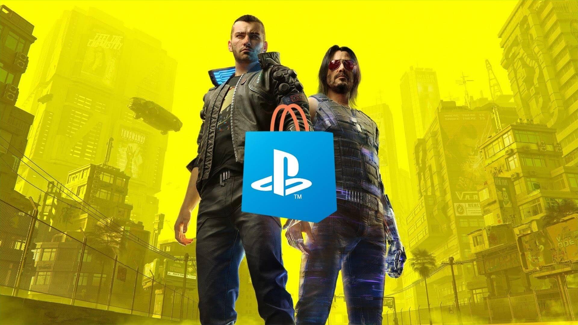Cyberpunk 2077 regresará a PlayStation Store este 21 de junio