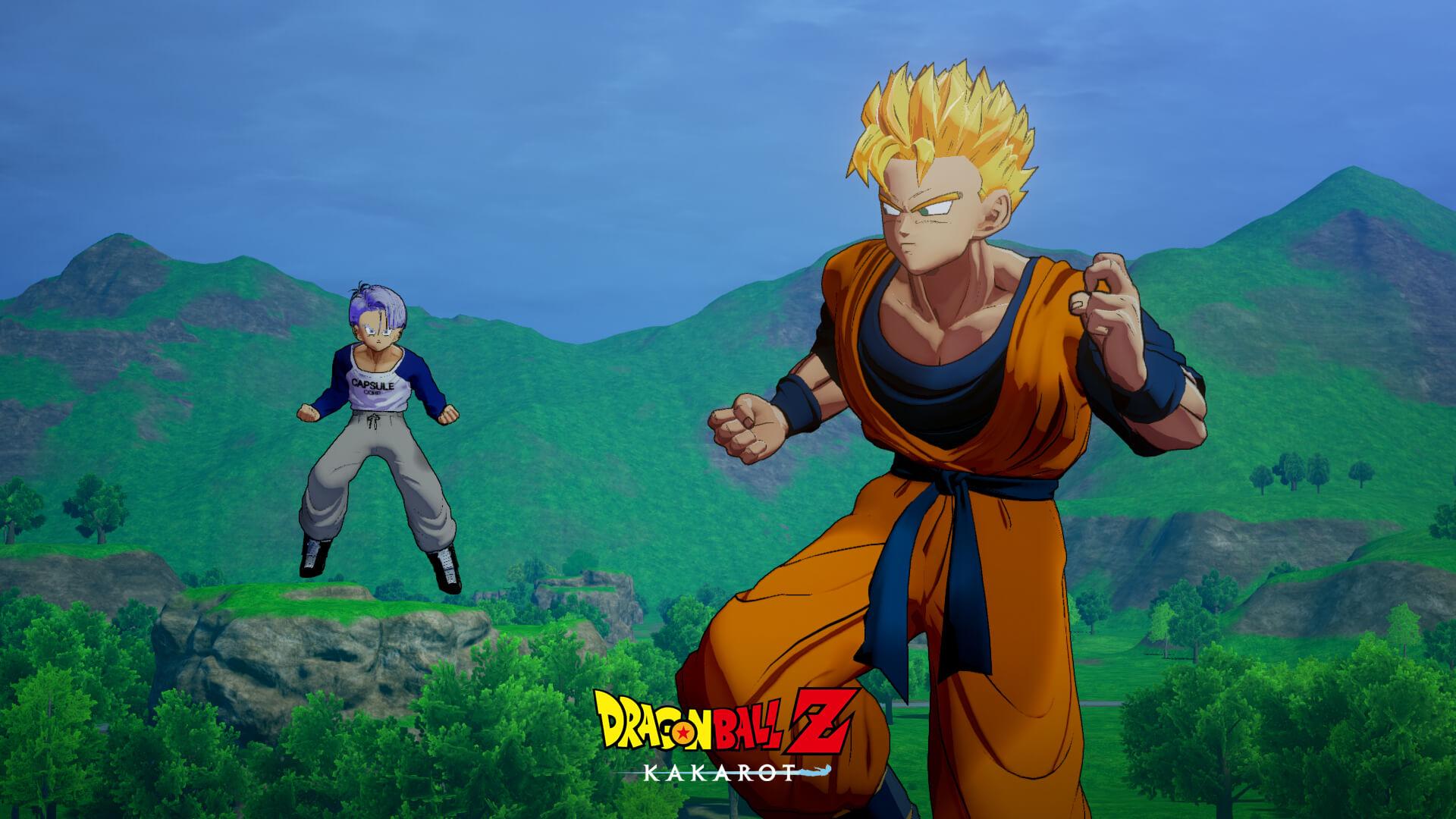 Dragon Ball Z Kakarot anuncia la fecha de llegada del DLC de Trunks; con gameplay incluido