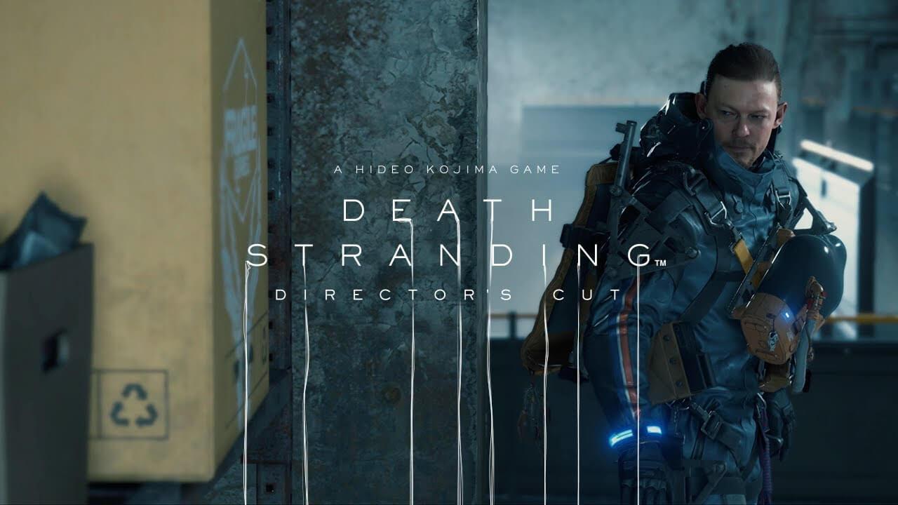 Death Stranding se actualiza para transferir datos guardados a PS5