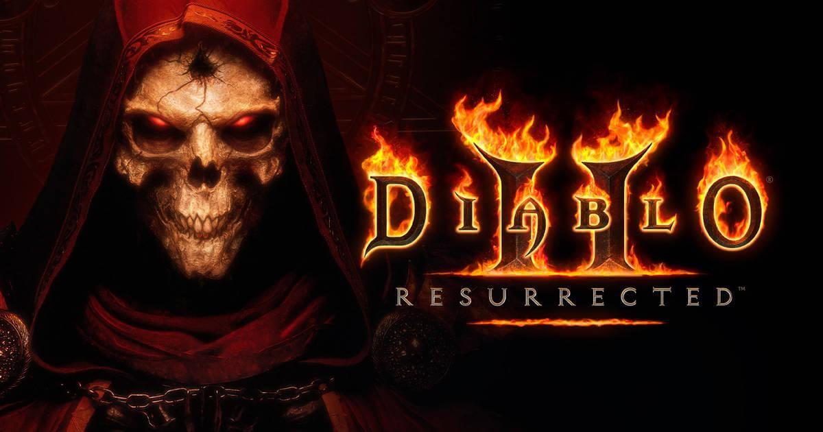Diablo II: Resurrected confirma que llegará en septiembre a PS5 y PS4