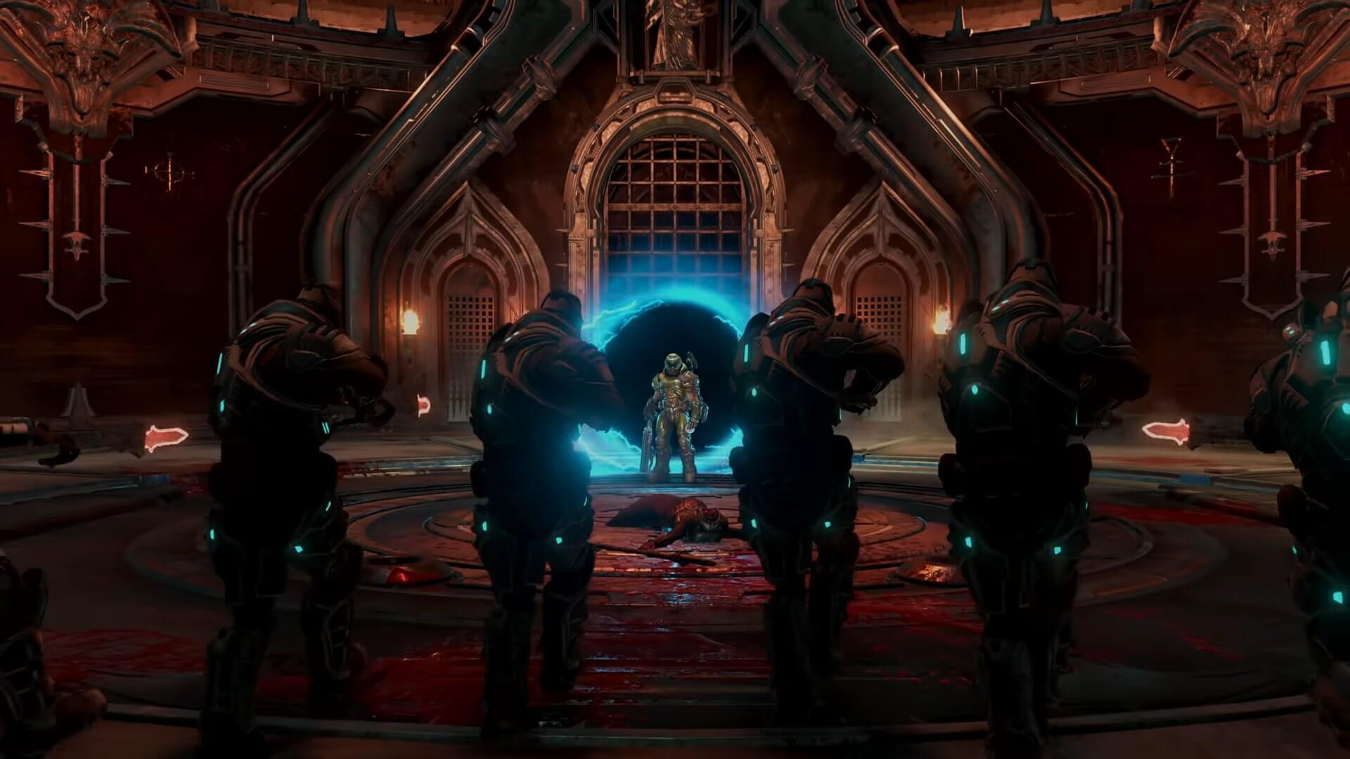 Doom Eternal no deja transferir tu partida guardada de PS4 a PS5
