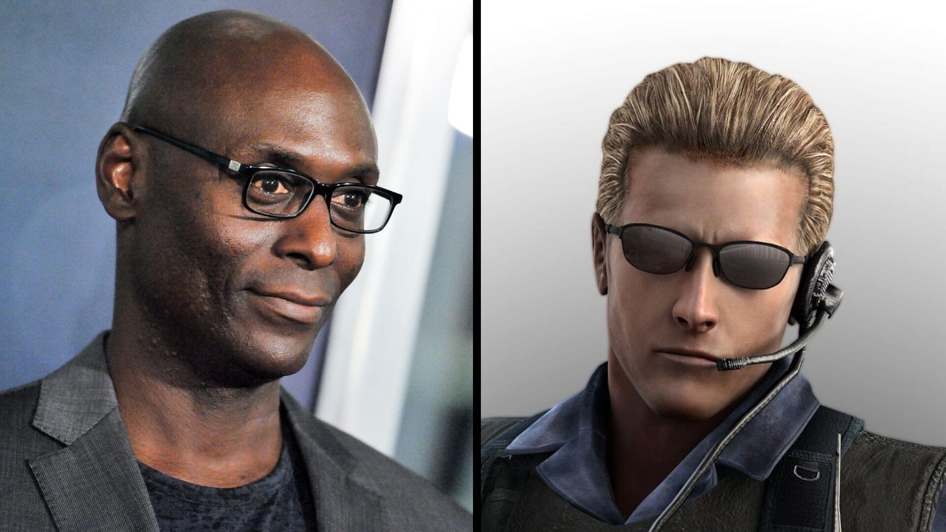 Lance Reddick interpretará a Albert Wesker en la serie de Resident Evil