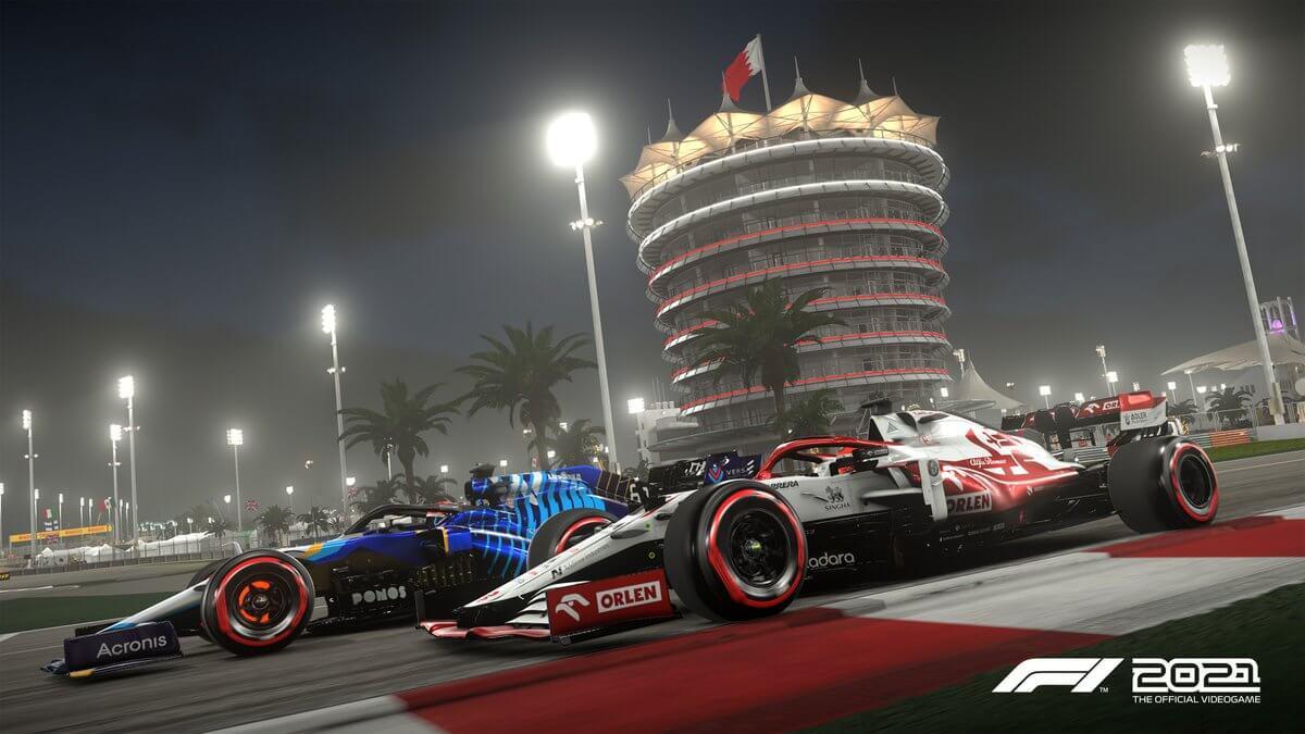 F1 2021 tendrá dos modos de rendimiento en PS5: 4K y 60 FPS o 1440p y 120 FPS