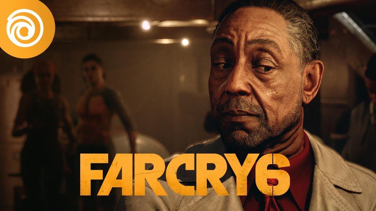 Far Cry 6 presenta a Antón Castillo con su nuevo tráiler en el Ubisoft Forward