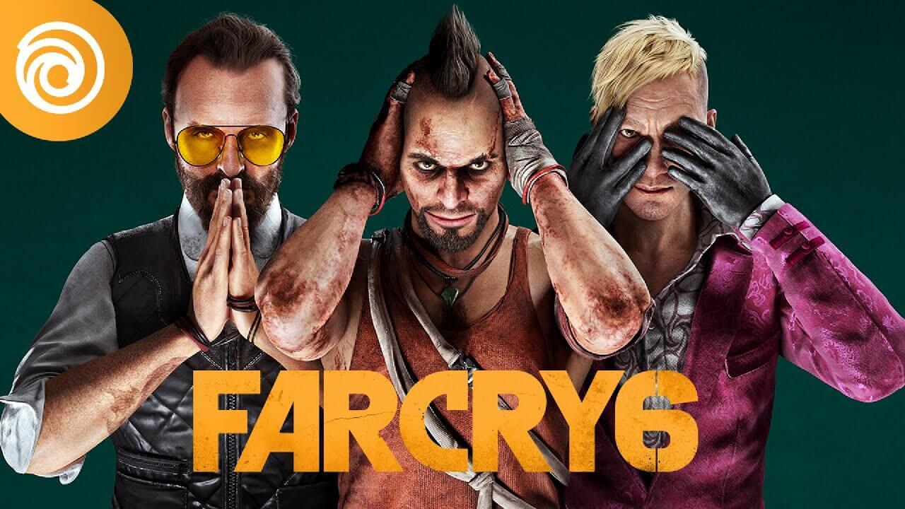 El Season Pass de Far Cry 6 nos permitirá jugar con tres villanos de la saga