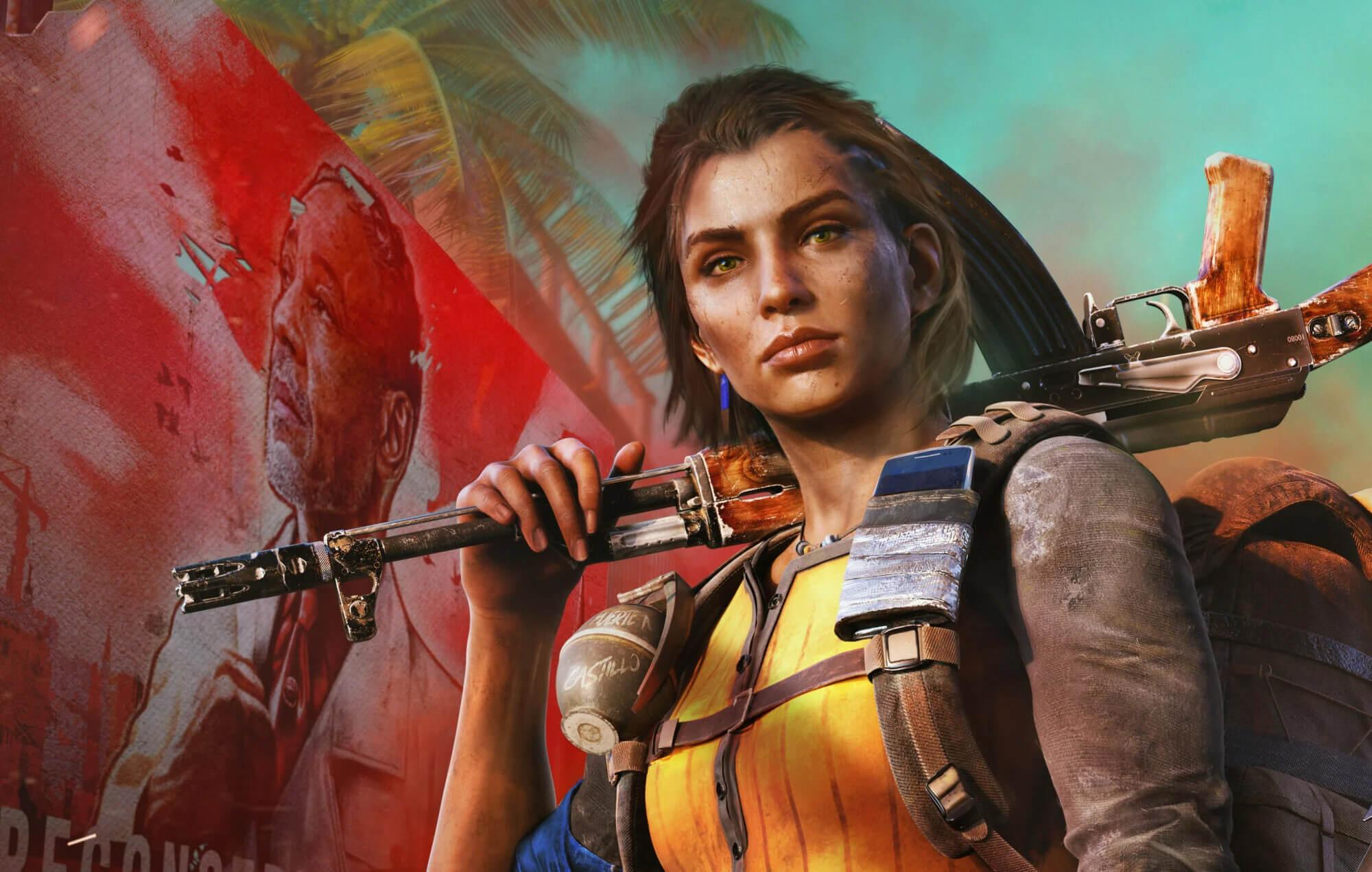 Far Cry 6 te permitirá cambiar a perspectiva de tercera persona en ciertas situaciones