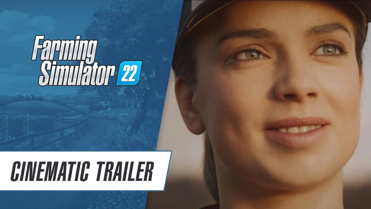 Farming Simulator 22 ya tiene fecha de lanzamiento: 22 de noviembre