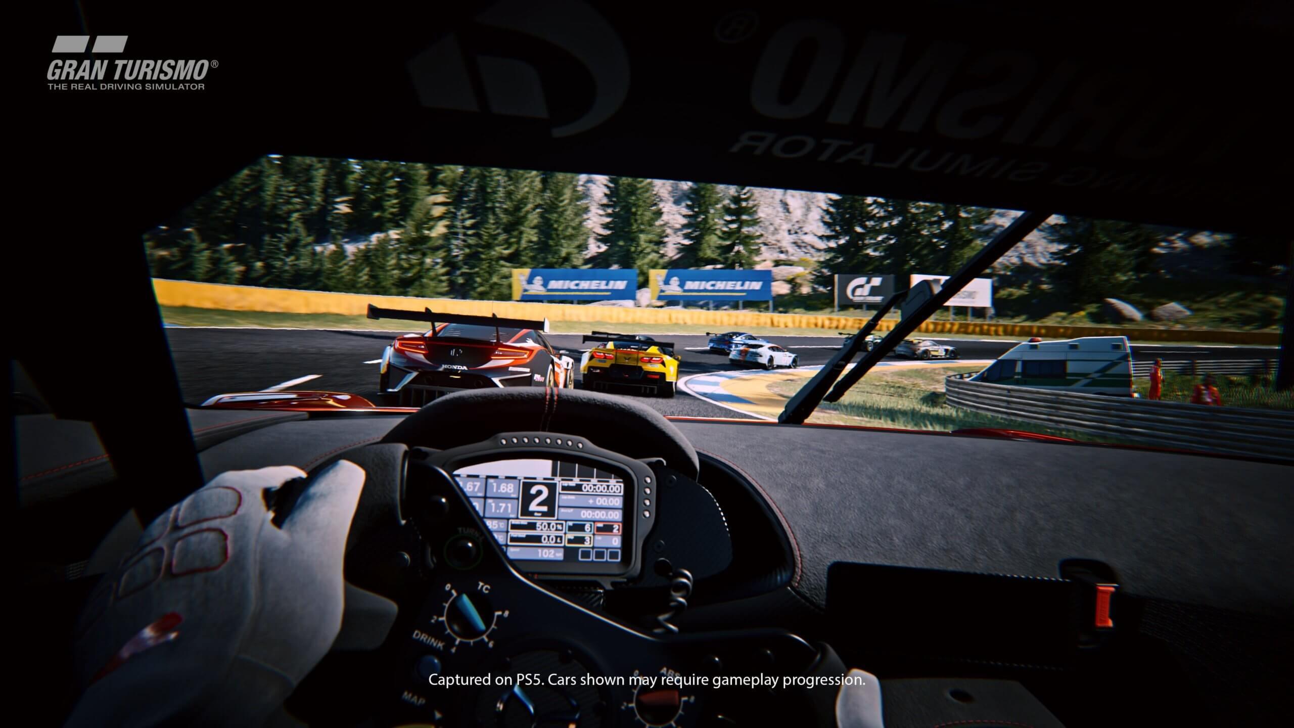 Sony confirma que Gran Turismo 7 saldrá en PS4