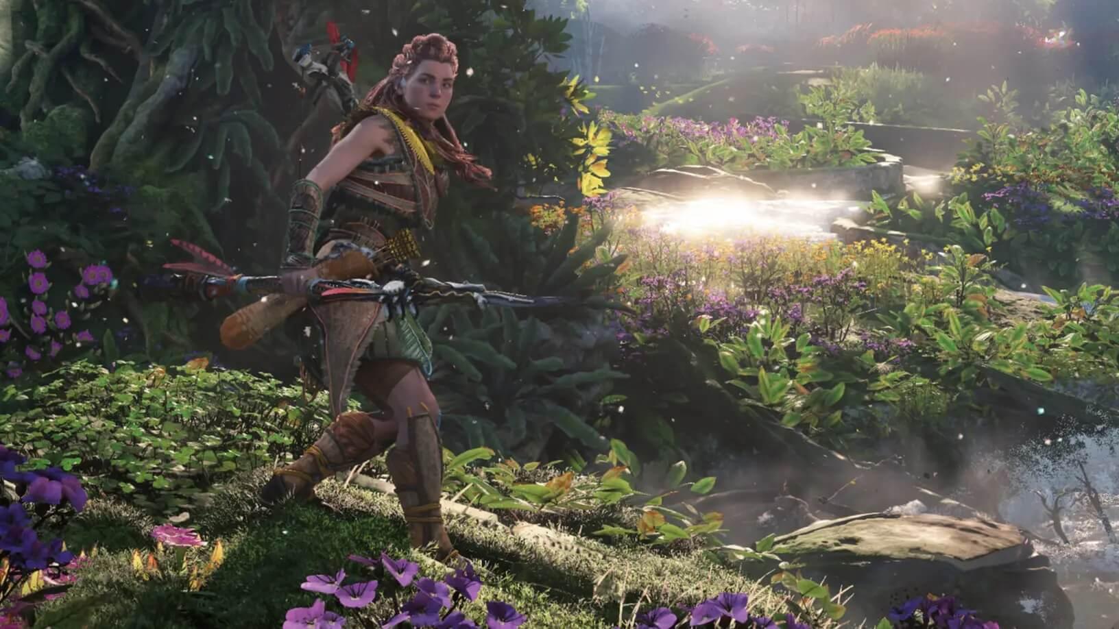 Horizon Forbidden West muestra el making of de su banda sonora en un vídeo