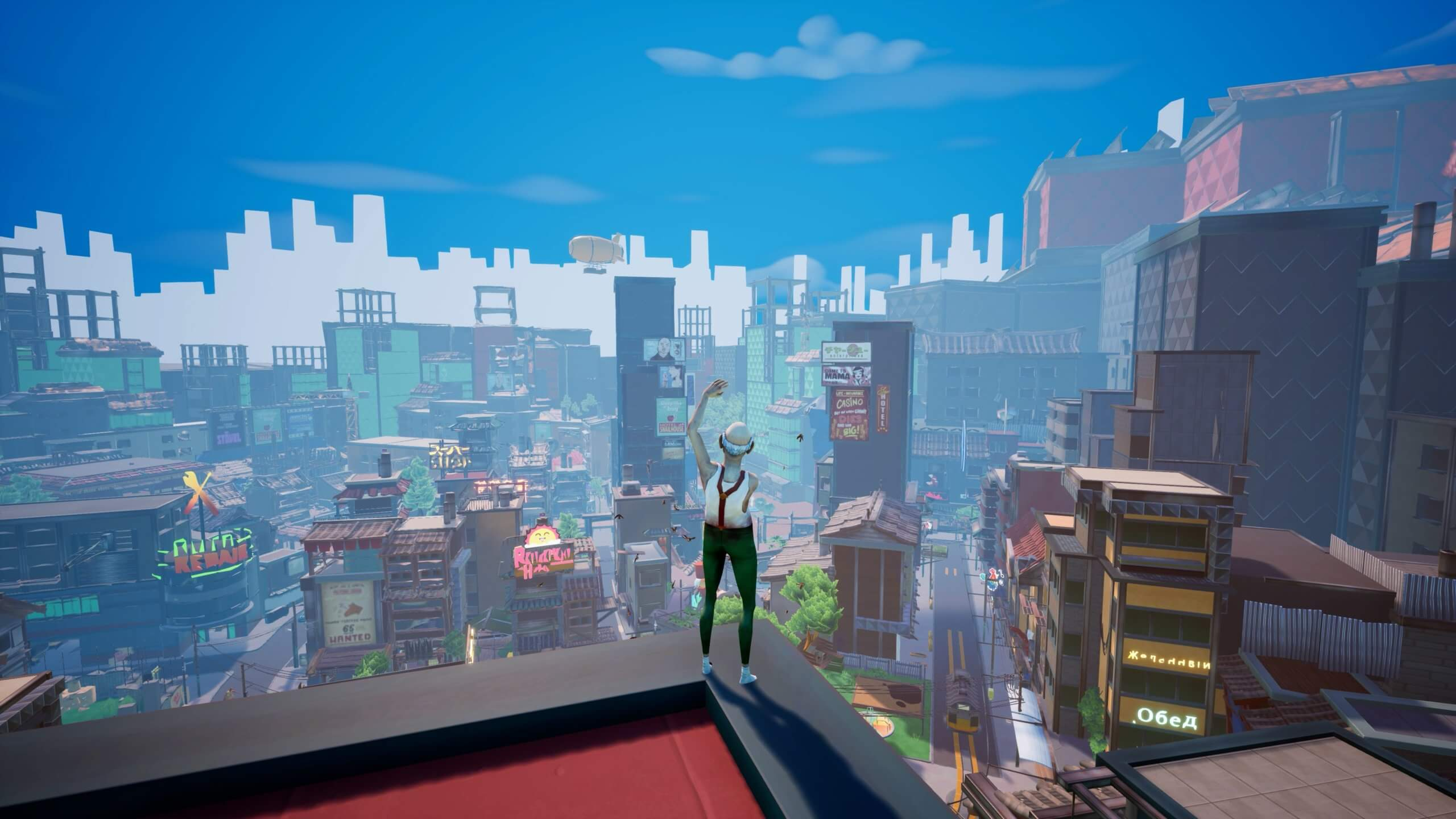 El caos de Just Die Already llegará en físico a PS4 en septiembre
