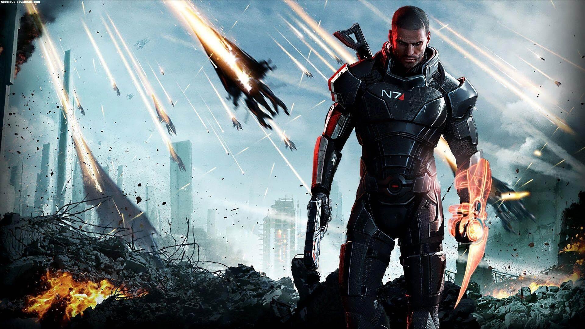 El creador de Mass Effect presenta Humanoid Studios, su nueva desarrolladora