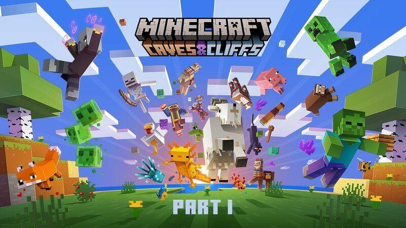 Minecraft: La actualización Caves and Cliffs ya está disponible en PS5 y PS4