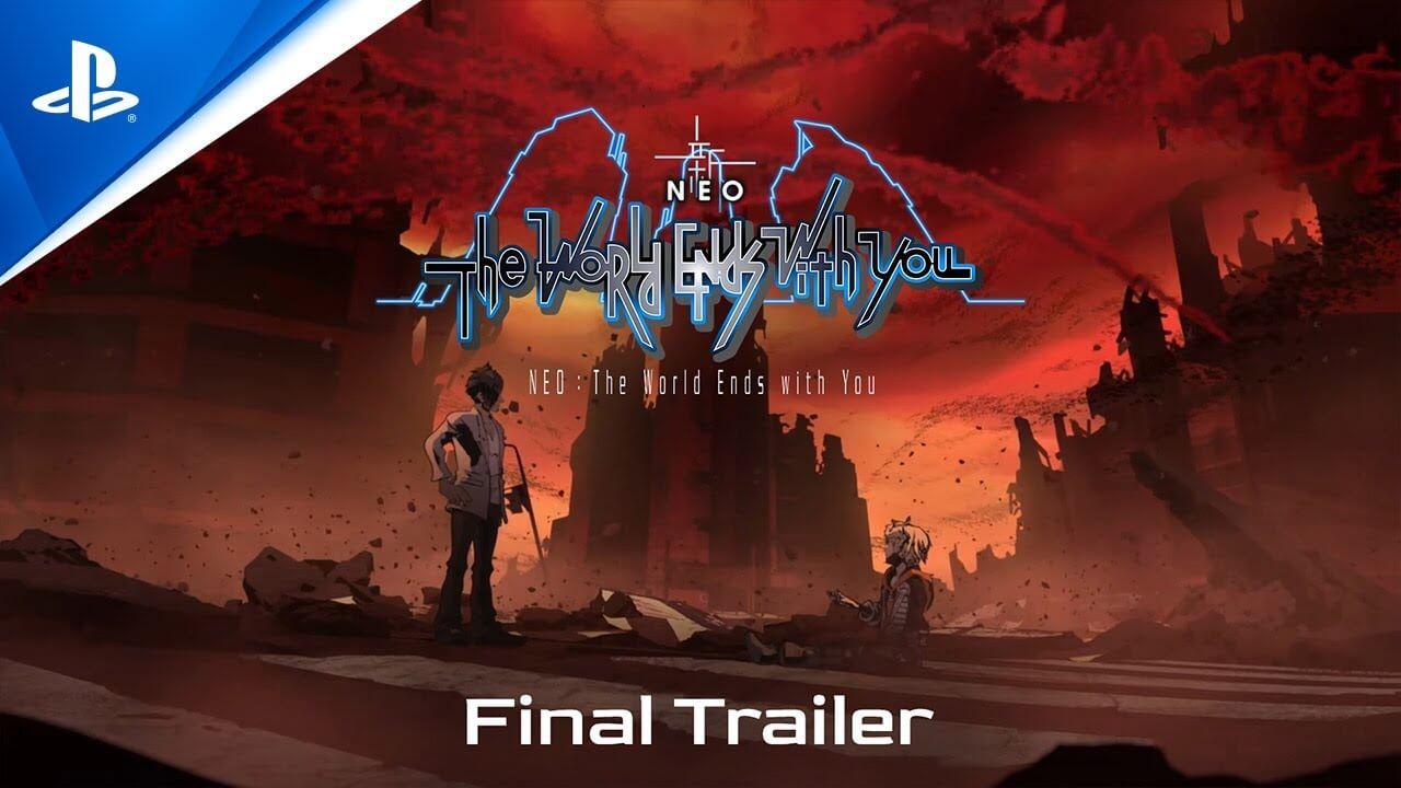 NEO: The World Ends With You se muestra en su espectacular tráiler final