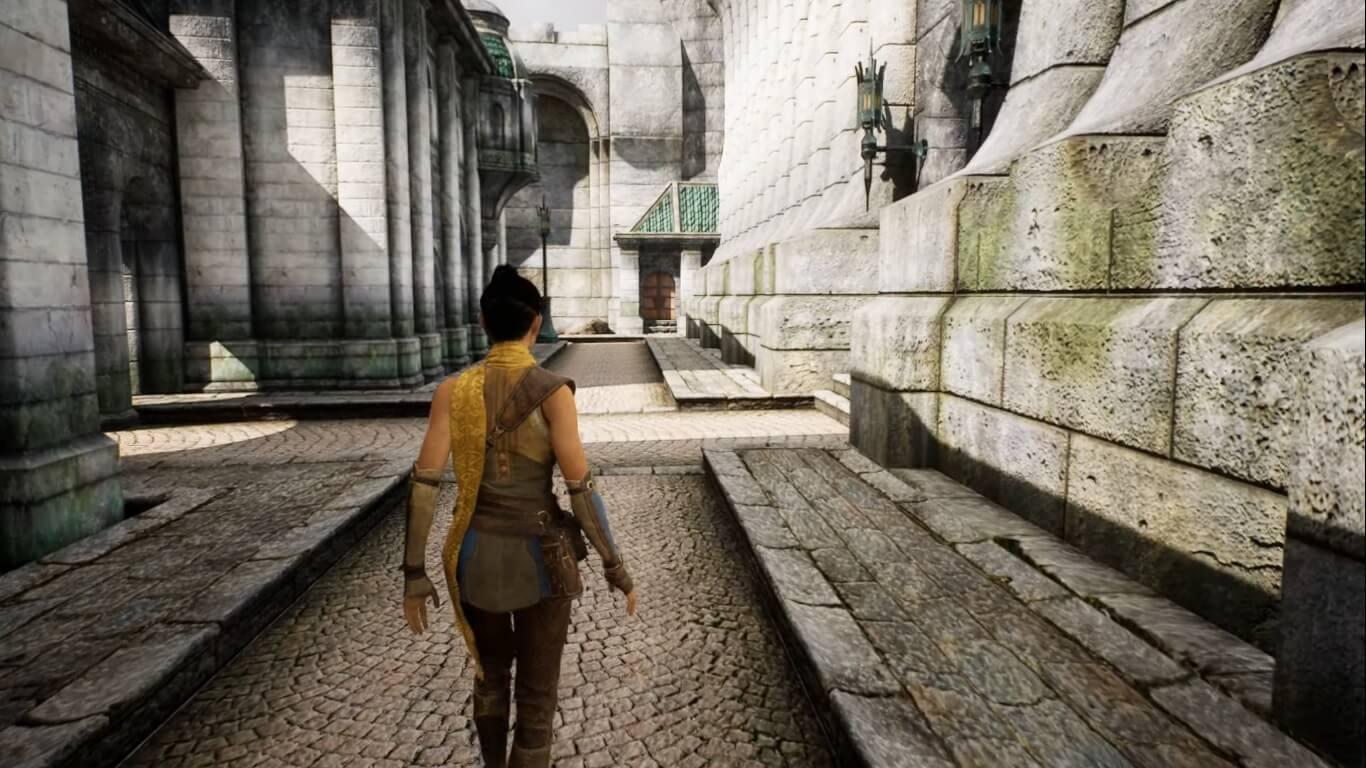 Aficionado recrea The Elder Scrolls IV: Oblivion con Unreal Engine 5 y luce increíble